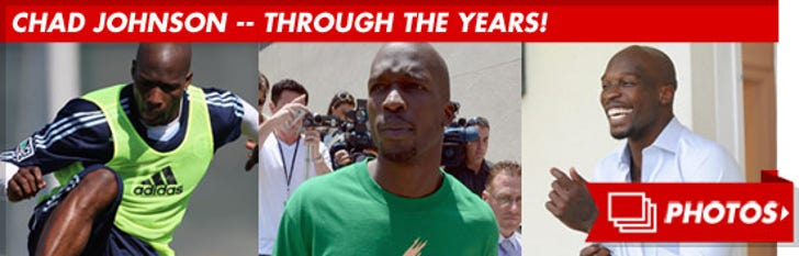 Chad Johnson -- Through the Years!