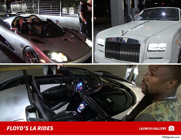 Floyd's LA Rides