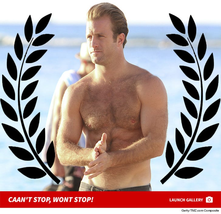 Scott Caan's Caane-Did Shots!