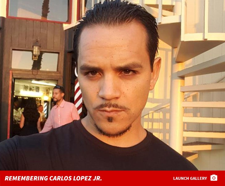 Remembering Carlos Lopez Jr.