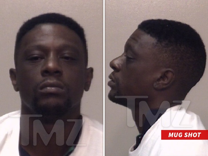 Boosie Released After Drug, Gun Arrest in Georgia, w/ $20k