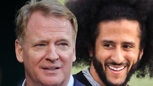 Roger Goodell Encourages Teams To Sign Colin Kaepernick, 'I Welcome That'