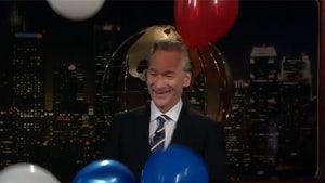 Bill Maher Declares Joe Biden Winner of Presidential Election