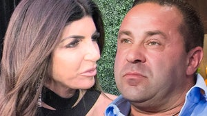 Joe Giudice's Happy Ex-Wife Teresa Found a New Boyfriend