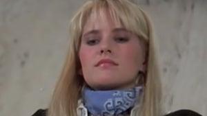 High School Crush Deb in 'Weird Science' 'Memba Her?!