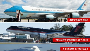 Donald Trump Now Flying a Small Cessna Plane After Presidency