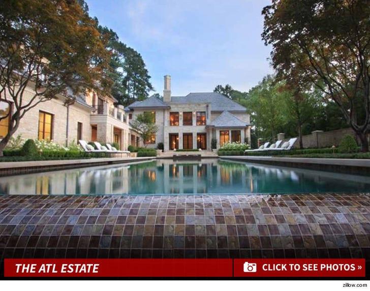 Justin Bieber -- Eyeing Enormous Atlanta Mansion