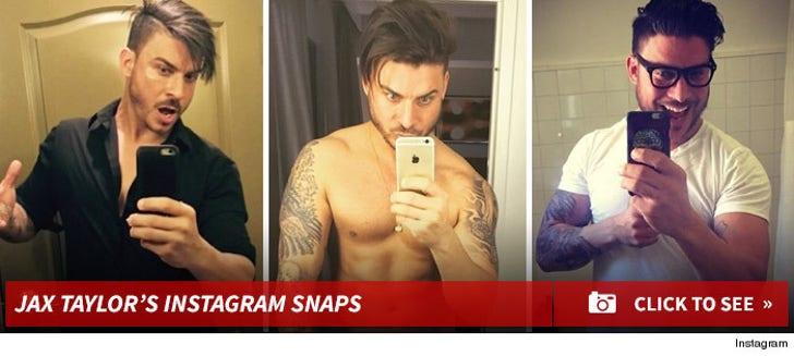 Jax Taylor's Instagram Snaps