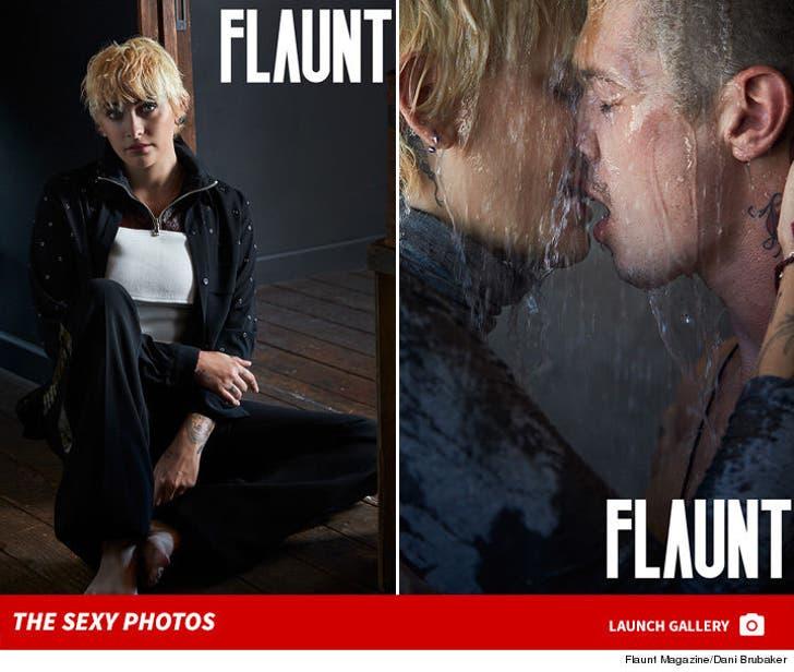 Paris Jackson -- Flaunt Magazine