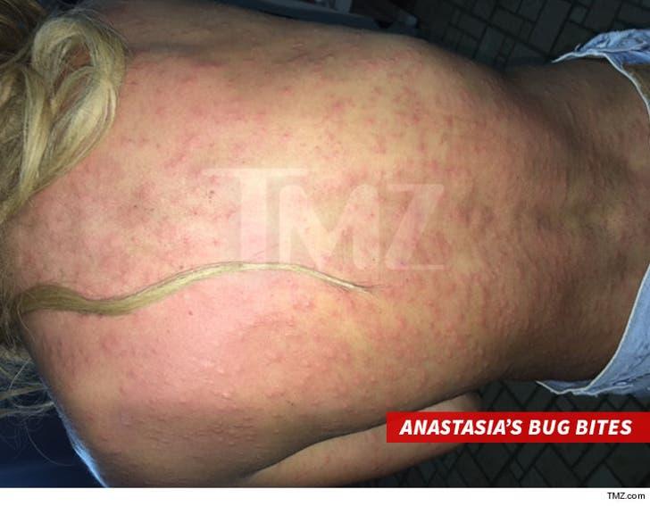 Hot Anastasia Ashley Naked And Afraid Scenes