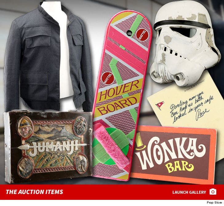Prop Store's Epic Auction