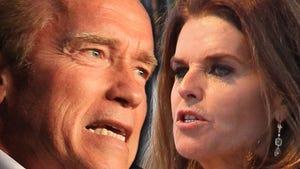 Arnold Schwarzenegger to Maria: It's My Book, It's My Money