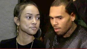 Karrueche Tran -- Chris Brown Could Teach the CIA Mental Torture