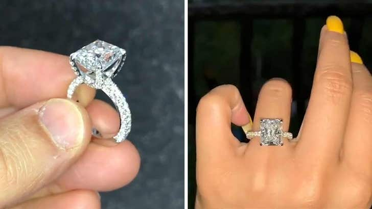 Draymond Green Proposed to GF With $300k Diamond Ring
