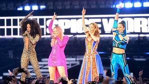 Spice Girls Reunion Tour Kicks Off in Dublin, No Eye Patch for Mel B