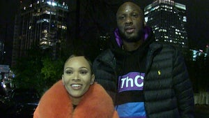 Lamar Odom's Fiancee Deleted Engagement Pic for 'Health' Reasons