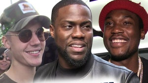 Kevin Hart, Justin Bieber, Magic Johnson Join All In Challenge for COVID-19 Relief