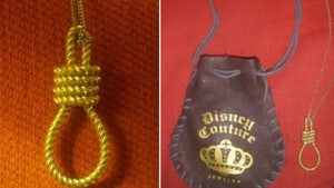 Disney's 'Pirates' Noose Necklace Pulled from Collectibles Site