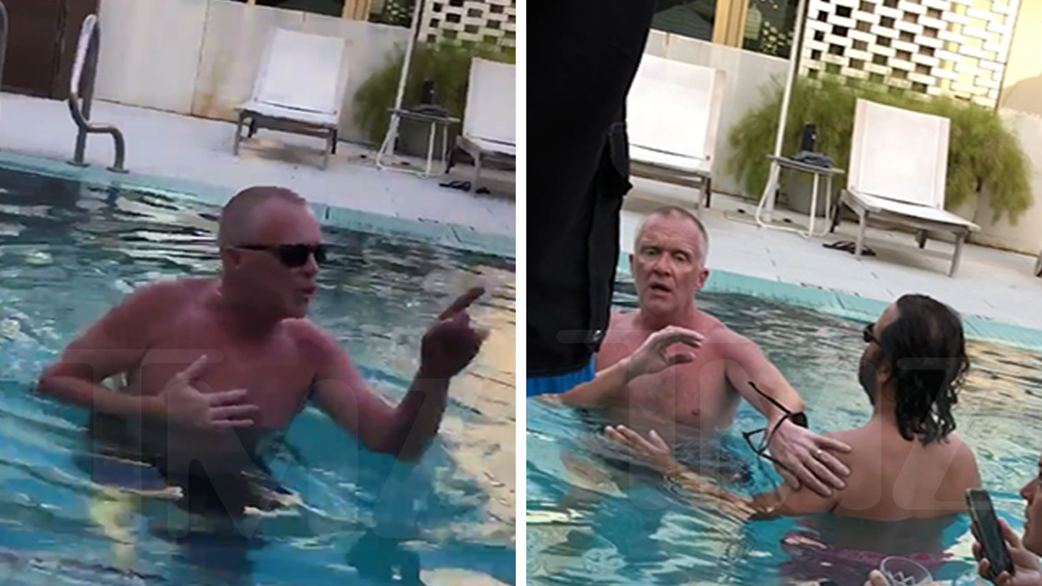 Anthony Michael Hall Apologizes for Berating Hotel Guests in Pool - TMZ