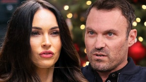 Megan Fox Slams Brian Austin Green for Posting Son in Halloween Photo