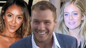 Colton Underwood's 'Bachelor' Runners-Up, Hannah & Tayshia Voice Support