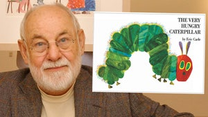 'The Very Hungry Caterpillar' Author Eric Carle Dead at 91