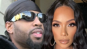 Safaree Fuming After Claiming Erica Mena Trashed Expensive Bikes, Sneakers