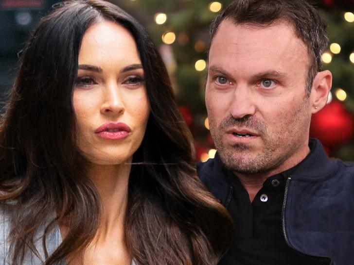 Fox brian megan and Megan Fox: