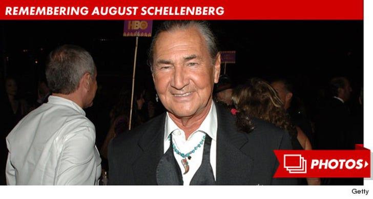 Remembering August Schellenberg