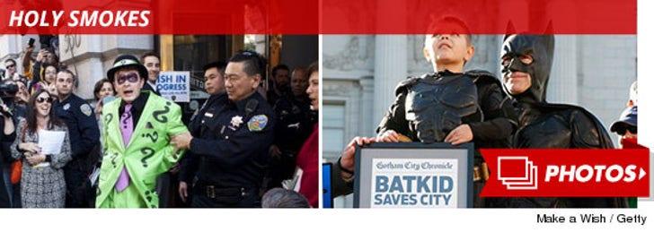 Batkid Saves San Fransisco