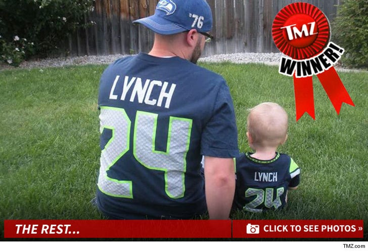 TMZ's Seahawks vs. Broncos Fan Photo Contest