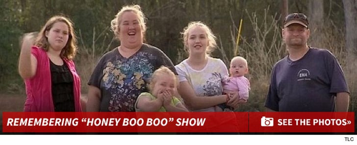 Remembering 'Honey Boo Boo' Show