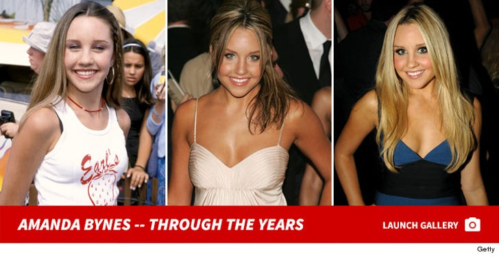 Amanda Bynes -- Through the Years!