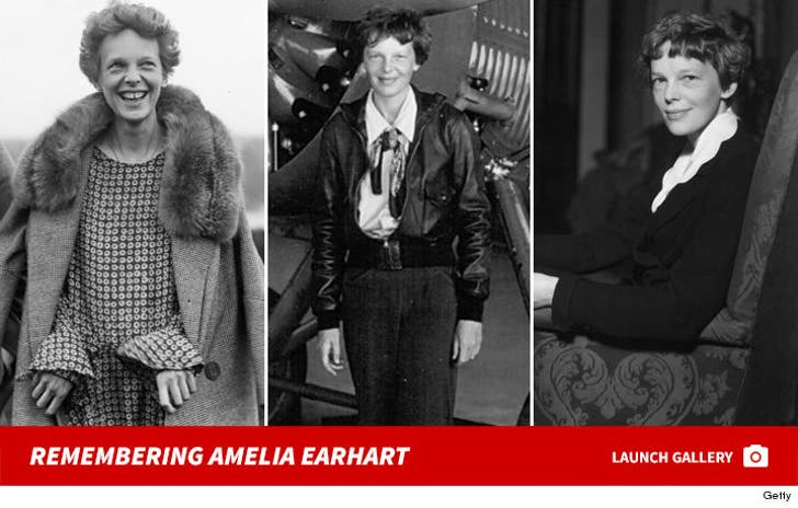 Remembering Amelia Earhart