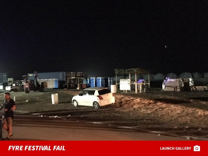 Fyre Festival Fail