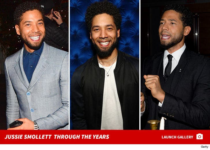 Jussie Smollett Through the Years