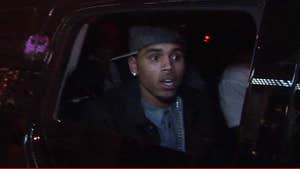 Chris Brown -- I'm Being Extorted By a Sore Basketball Loser!