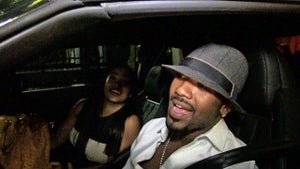 Ray J -- There's a Right and a Wrong Way ... To F*** with a Kardashian