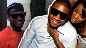 Usher Sex Tape -- Hot Seller ... Out of Africa?