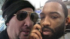 Marilyn Manson and A$AP Bari Won't Be Charged in Rape Cases