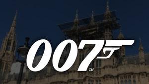 'Bond 25' Set Women's Bathroom Bugged with Hidden Camera, Man Arrested