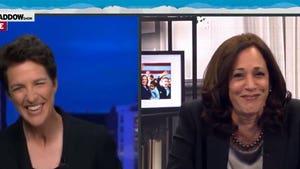 Kamala Harris' Hilarious Reaction to Fly on Mike Pence's Head