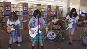 Young Girls' Punk Band Signed After 'Racist Sexist Boy' Performance