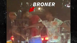 Adrien Broner In Scuffle Outside Club, Incident Caught On Video