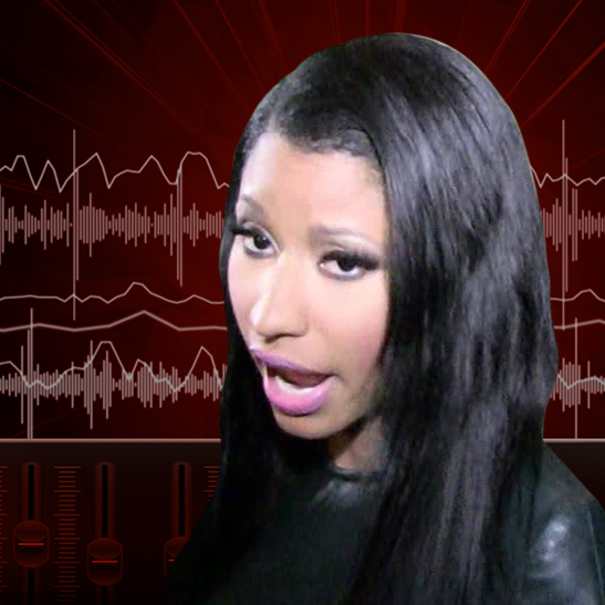 e70f4de21858 Nicki Minaj Says She Loves Kylie Jenner Amid Travis Scott Beef