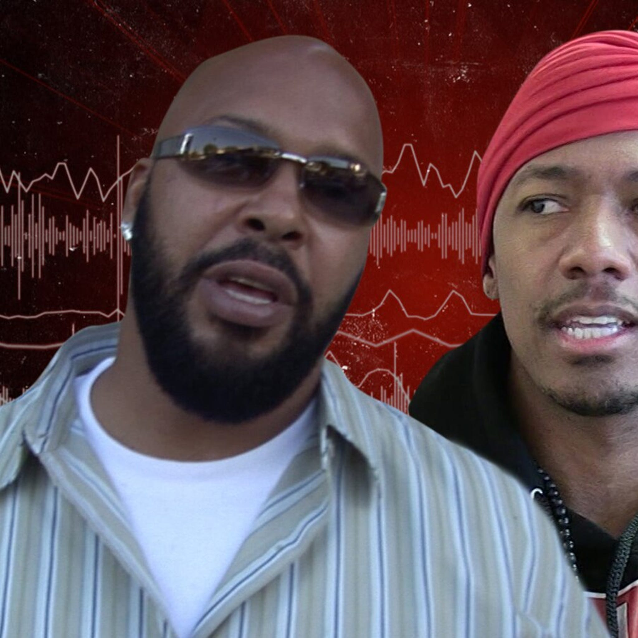 Suge Knight Says Nick Cannon is Writing a Book About Him