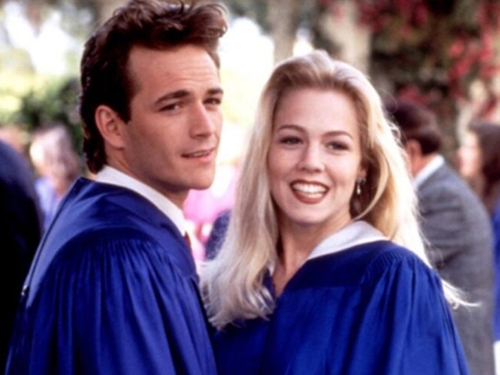 Luke Perry On 'Beverly Hills 90210'