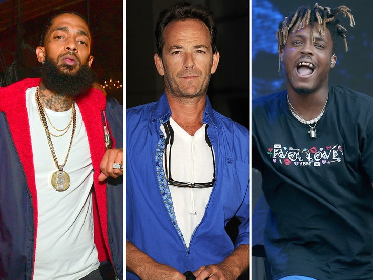 Celebrity Deaths of 2019