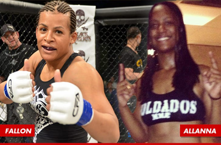 Transgender MMA Fighter Should Be Banned from Sport     Says Next