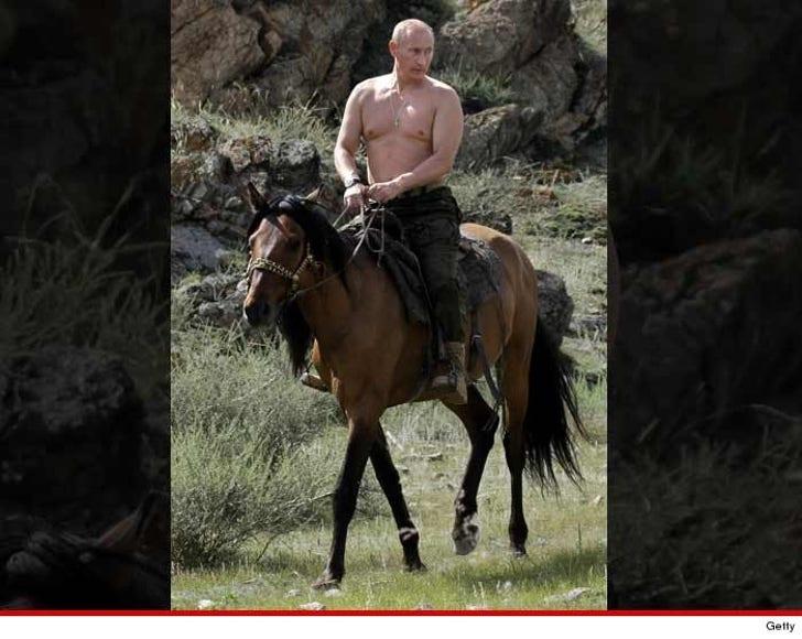 Justin Bieber Shirtless Horseback Riding Putin On His Best Urban Cowboy